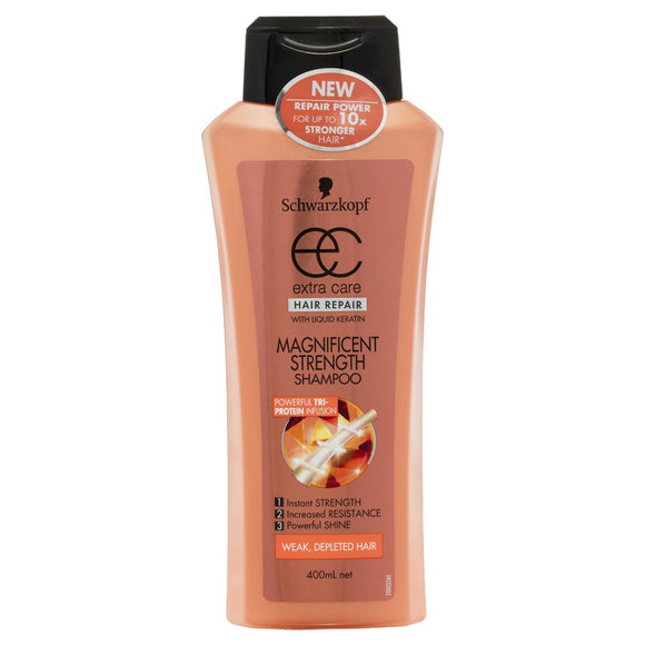 Schwarzkopf Magnificent Strength Shampoo 400ml