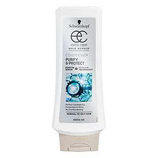 Schwarzkopf Purify and Protect Conditioner 400ml