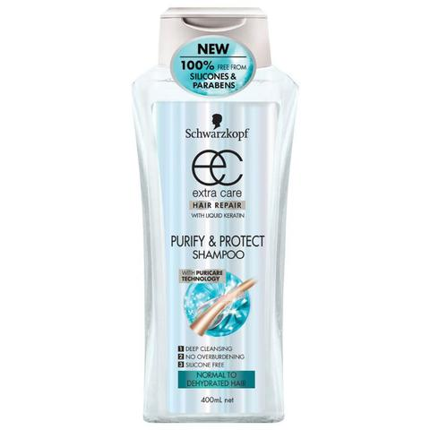 Schwarzkopf Purify and Protect Shampoo 400ml