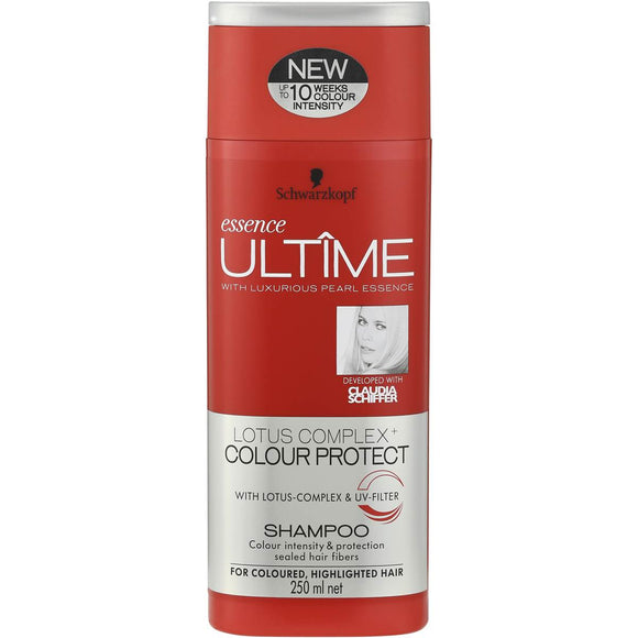 Schwarzkopf Ultime Colour Protect Shampoo 250mL