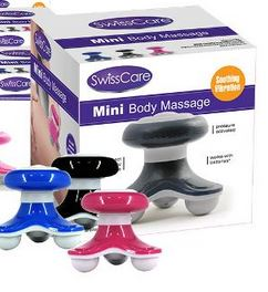 SwissCare Mini Body Massage