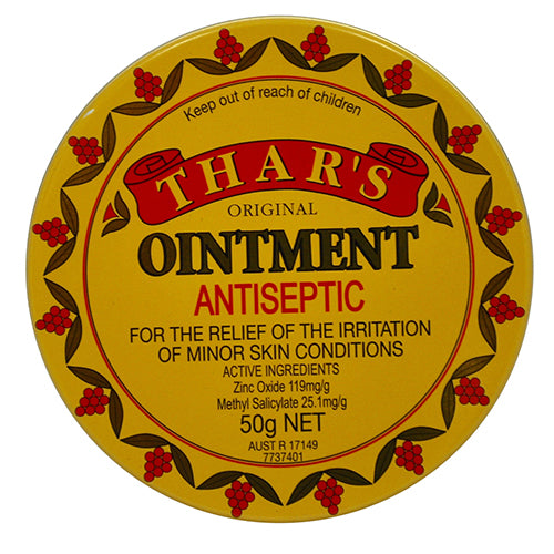 Thar's Original Ointment Antiseptic 50g