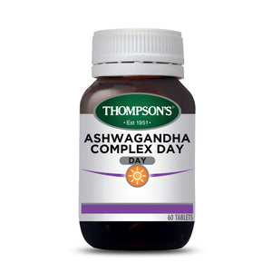 Thompsons Ashwagandha Complex Day 60 Tablets