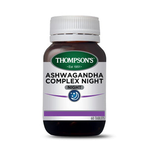 Thompsons Ashwagandha Complex Night 60 Tablets