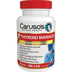 Carusos Thyroid Manager 30S Carusos