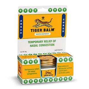 Tiger Balm White Ointment 18g