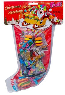 Trolli Christmas Stocking 76g