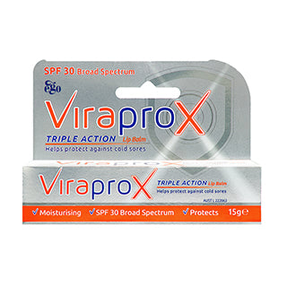ViraproX Triple Action Lip Balm 15g