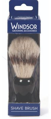 Windsor Shave Brush Natural Boar Bristle