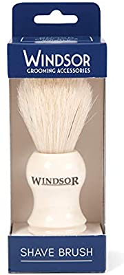 Windsor Shave Brush Pure Boar Bristle