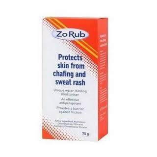 Zo-Rub Anti-Chaffing Cream 75g