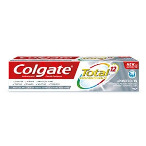 Colgate TOTAL® Whole Mouth Health Advanced Clean Toothpaste 115g
