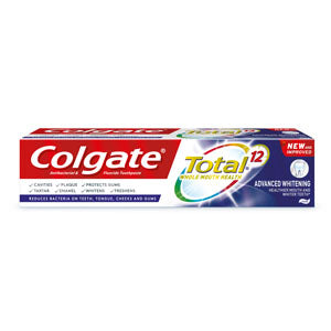 Colgate TOTAL® Whole Mouth Health Advanced Whitening Toothpaste 115g