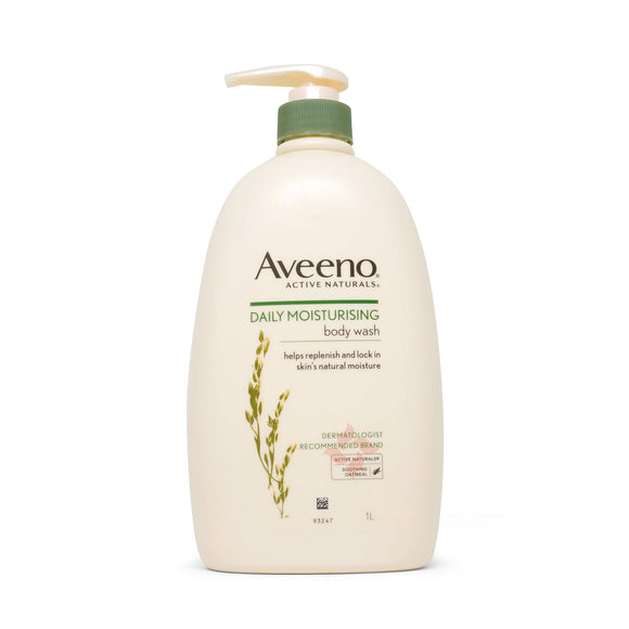 Aveeno Daily Moisturising Body Wash 1L