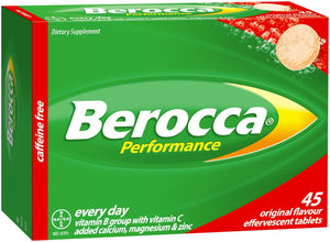 Berocca Performance Original Effervescent tablets 45
