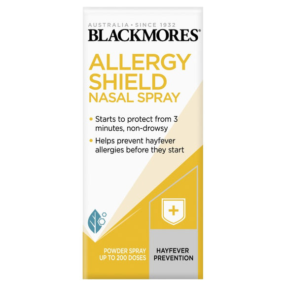 Blackmores Allergy Shield Nasal Spray