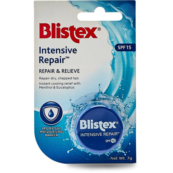 Blistex Intensive Repair (Repair & Relieve) Lip Balm 7g