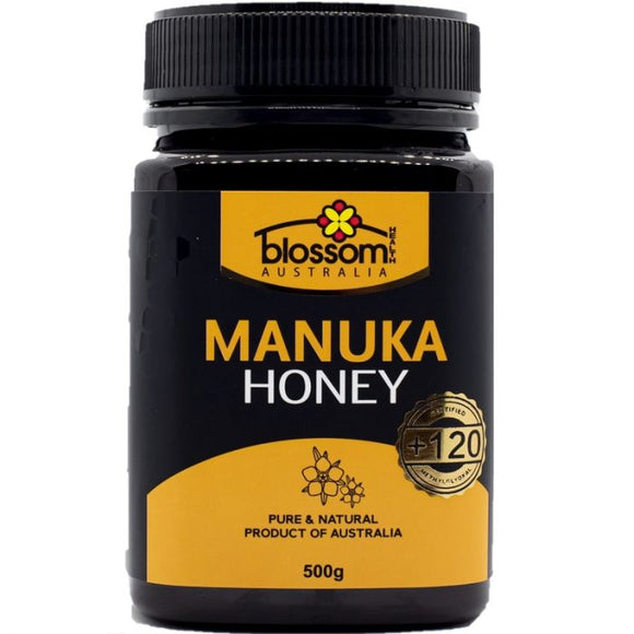 Blossom Health Manuka Honey +120GMO 500g