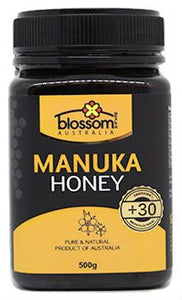 Blossom Health Manuka Honey +30GMO 500g