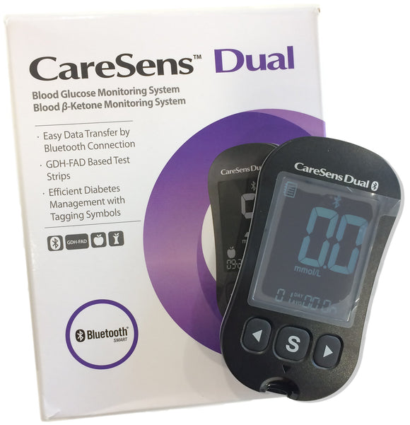 CareSens Dual Blood Glucose Monitoring System