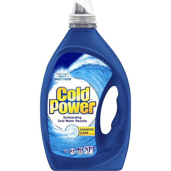 Cold Power Advanced Clean Liquid 1L