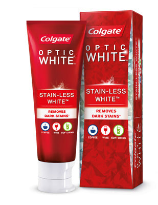 Colgate Optic White Toothpaste 85g (variants)