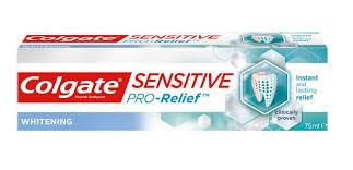 Colgate Sensitive Pro-Relief [Whitening] Toothpaste 110g