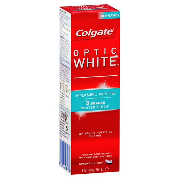 Colgate Optic White [Enamel White] Toothpaste 95g