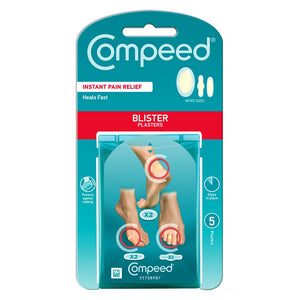 Compeed Blister Plasters Mixed 5 Pack