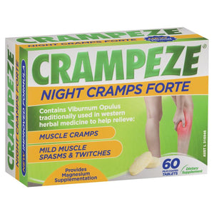 Crampeze Night Forte 60 Tablets