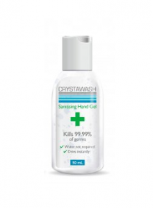 Crystawash Hand Sanitiser 50mL