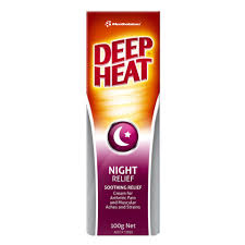 Deep Heat Night Relief 100g