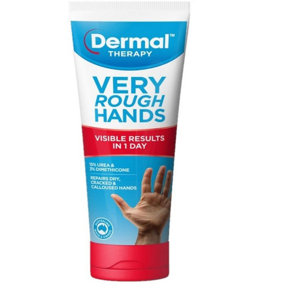 Dermal Therapy Very Rough Hands Cream 100g