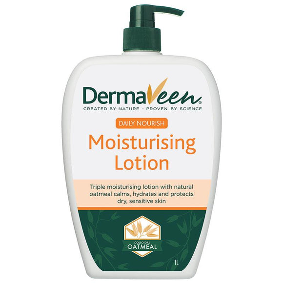 Dermaveen Moisturizing Lotion (Daily Nourish) 1L