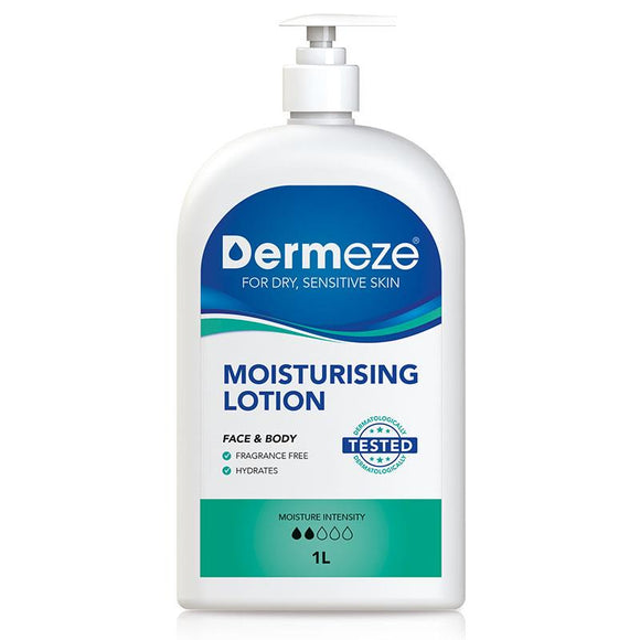 Dermeze Moisturizing lotion 500mL