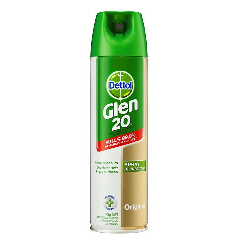 Glen 20 antiseptic surface spray 175g