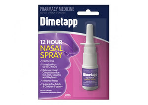Dimetapp 12 Hour Nazal Spray