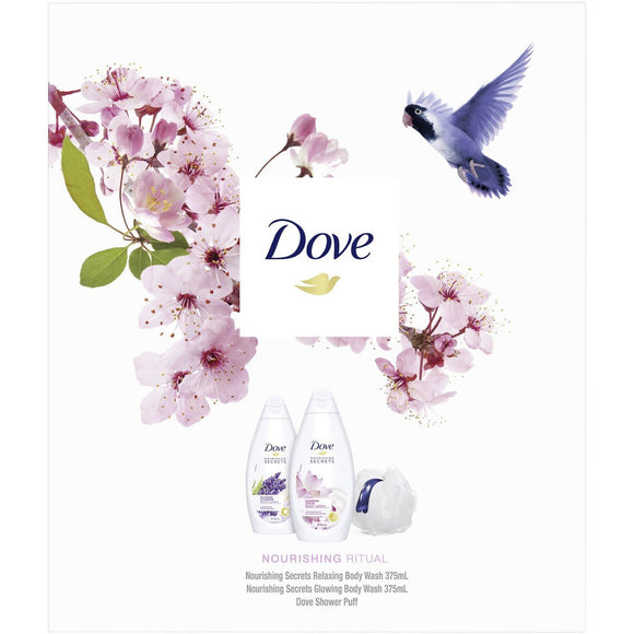 Dove Nourishing Ritual Gift Pack