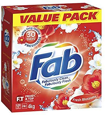Fab Fresh Blossoms Laundry Powder 500g