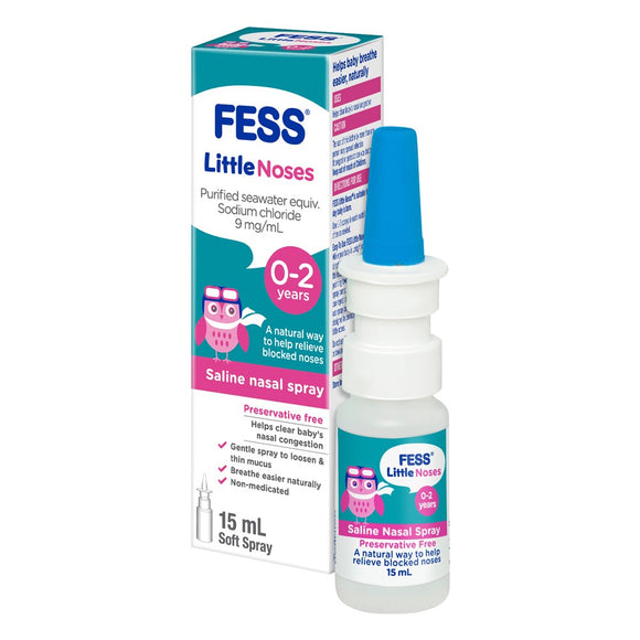 Fess Little Noses Spray 15mL
