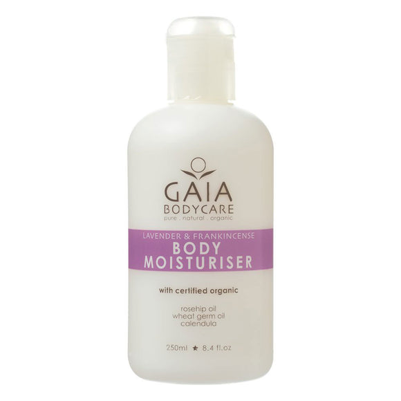 Gaia Bodycare Body Moisturiser 250mL
