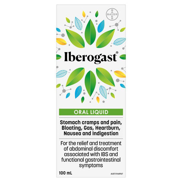 Iberogast Oral Liquid 50mL