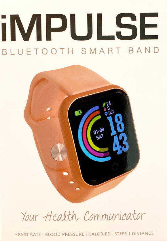 IMPULSE SMART BAND (Pink)