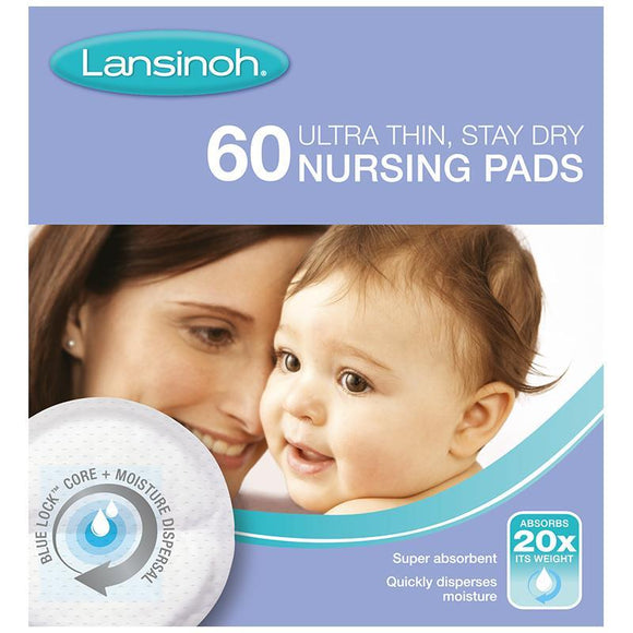Lansinoh Disposable nursing pads 60