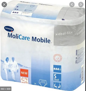 Molicare Mobile Small 14 pieces (Level 3D)