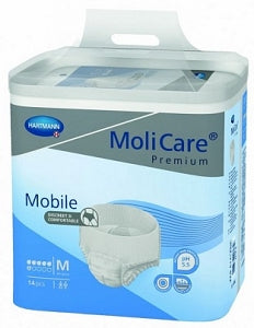 MoliCare Premium Mobile (M) Level 6D 14 Pieces