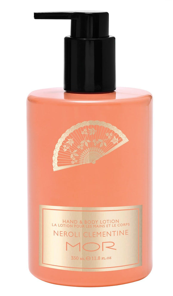 Mor Hand and Body Lotion Neroli Clementine 350mL