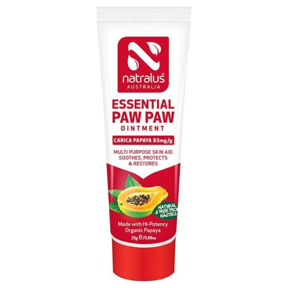 Natralus Essential Pawpaw Ointment 25g