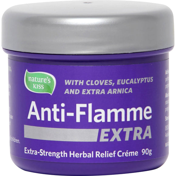 Natures Kiss Anti-Flamme Extra Cream 90g