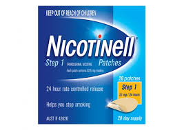 Nicotinell Patch Step 1 (21mg) 7 Patches